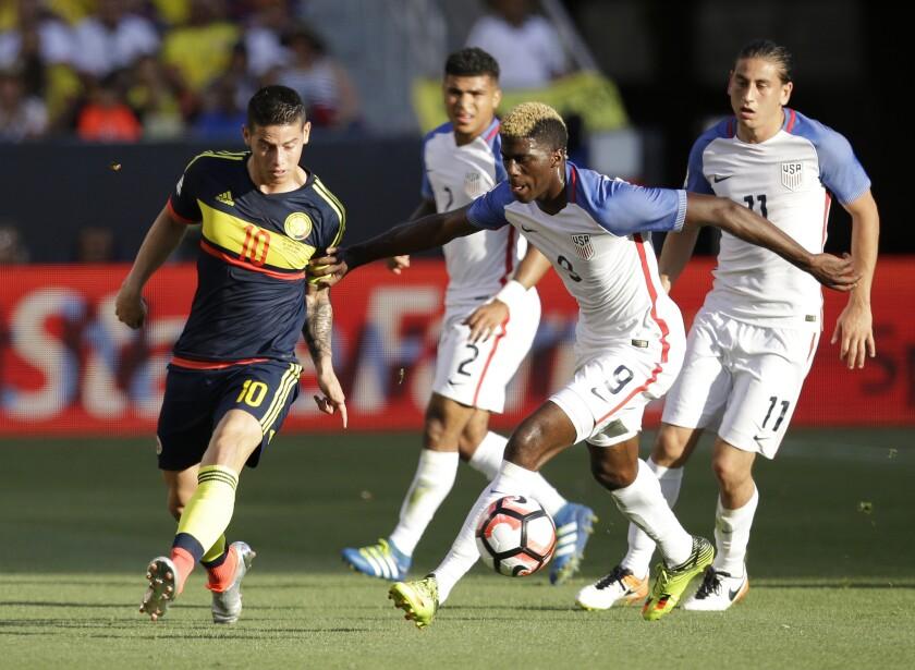 James Rodríguez tuvo un partido regular en el que anotó un gol por la vía del penal.