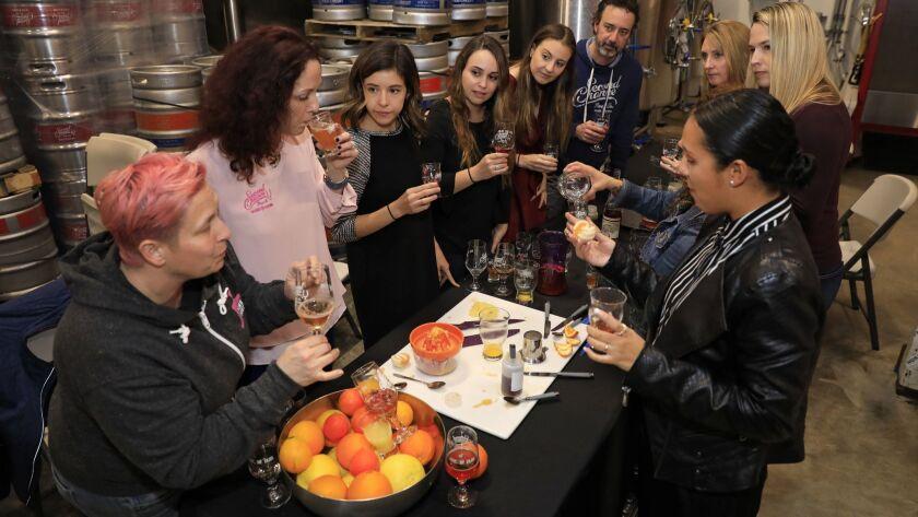 3071298_pac_international_womens_collab_brew_day_NL San Diego, CA February 6, 2019 Second Cha