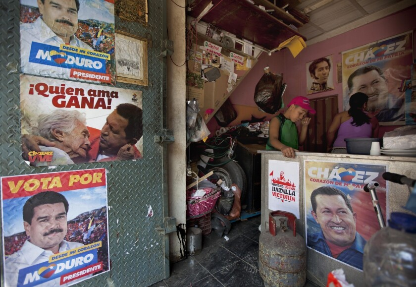 Venezuela campaign closes with harsh accusations