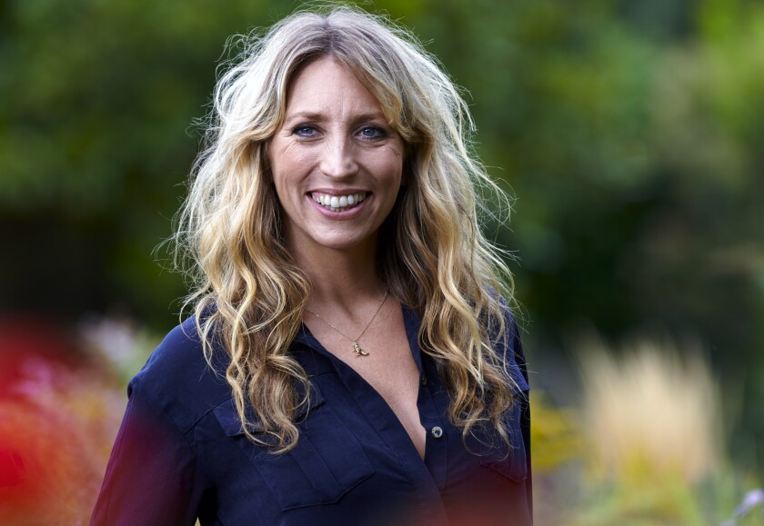 """Daisy Haggard stars as an """"eternal optimist"""" ex-con in the Showtime series """"Back to Life."""""""