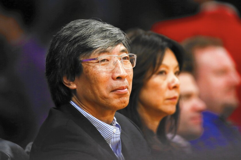 Shares of Patrick Soon-Shiong's NantKwest soar 39% after IPO