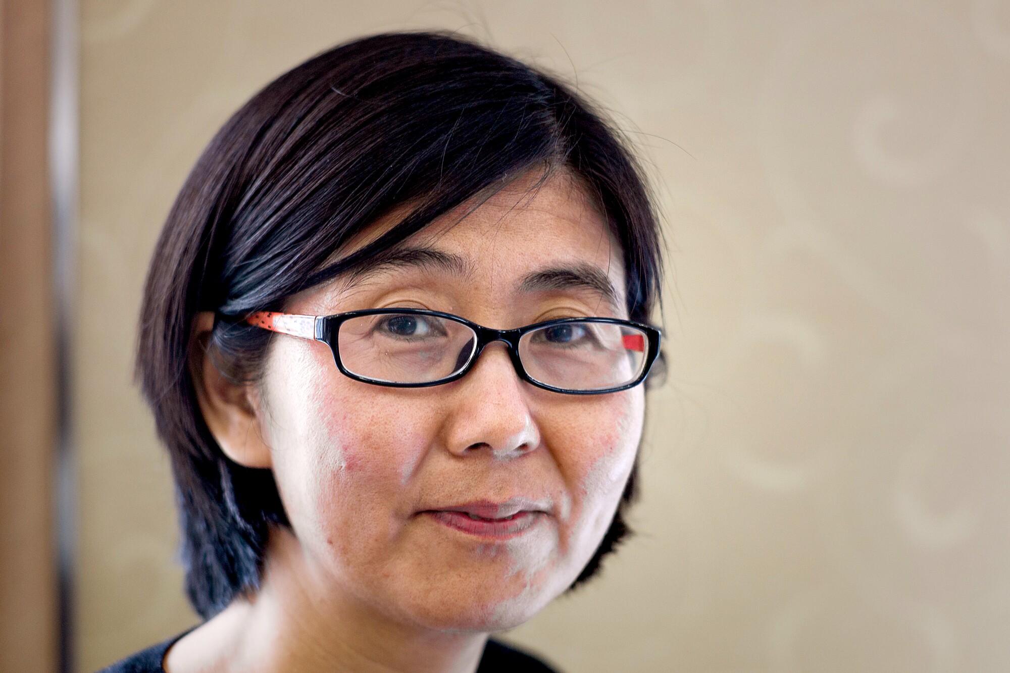 Chinese lawyer Wang Yu