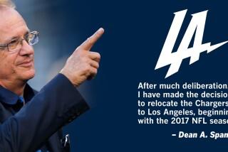 Dean Spanos announces move