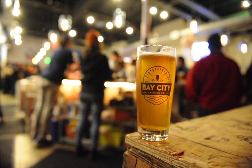 Bay City Brewing Star Wars night