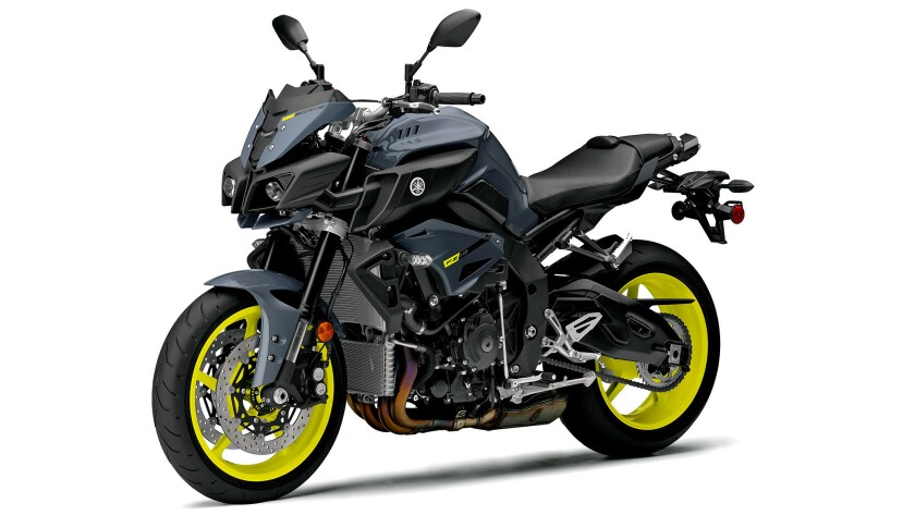 Yamaha Goes Retro With Its New Scr950 Motorcycle Los Angeles Times