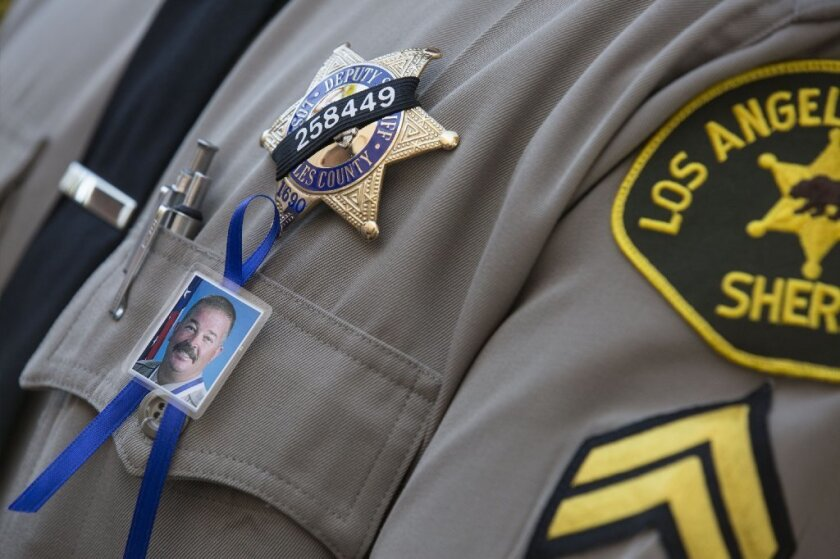 Arrests in Sheriff's Sergeant's death
