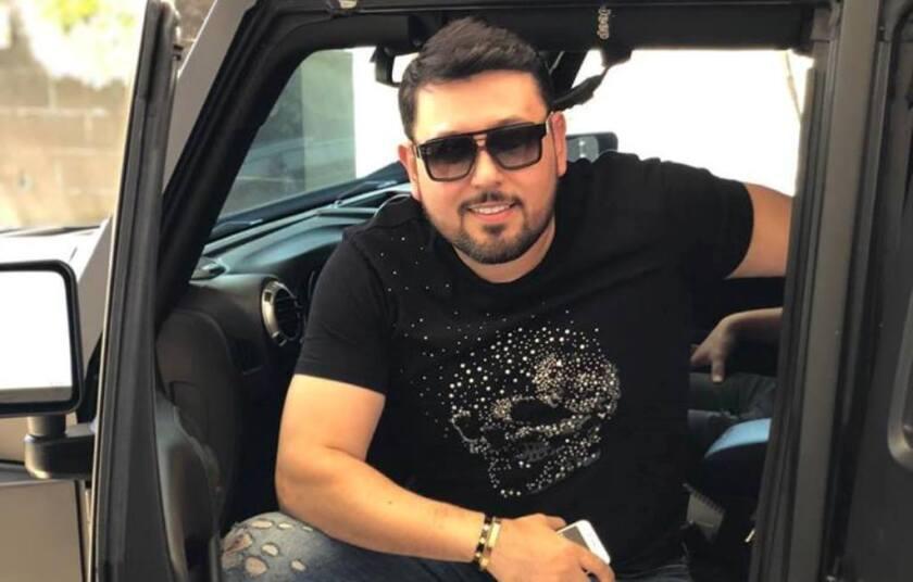 El cantante de ascendencia mexicana Roberto Tapia es uno de los artistas principales del evento que se lleva a cabo en la ciudad portuaria.
