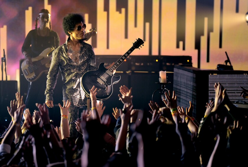 Prince appears to have joined the twitterverse