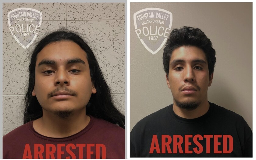 Fv carjacking suspects