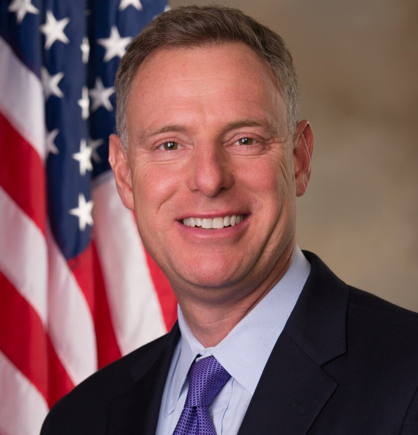 Congressman Scott Peters, of La Jolla (D-52nd) File