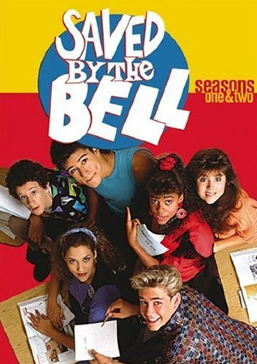 'Saved by the Bell' cast
