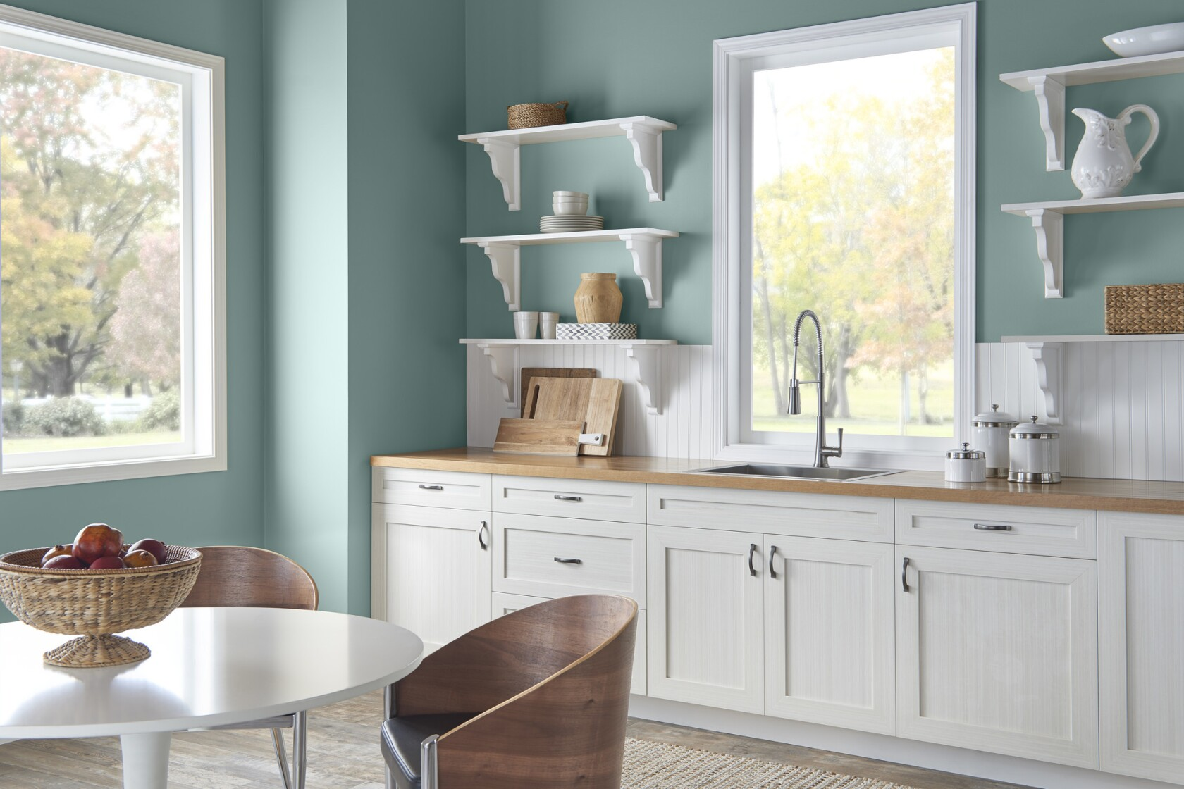 Behr predicts In the Moment will be the hot new hue in 2018