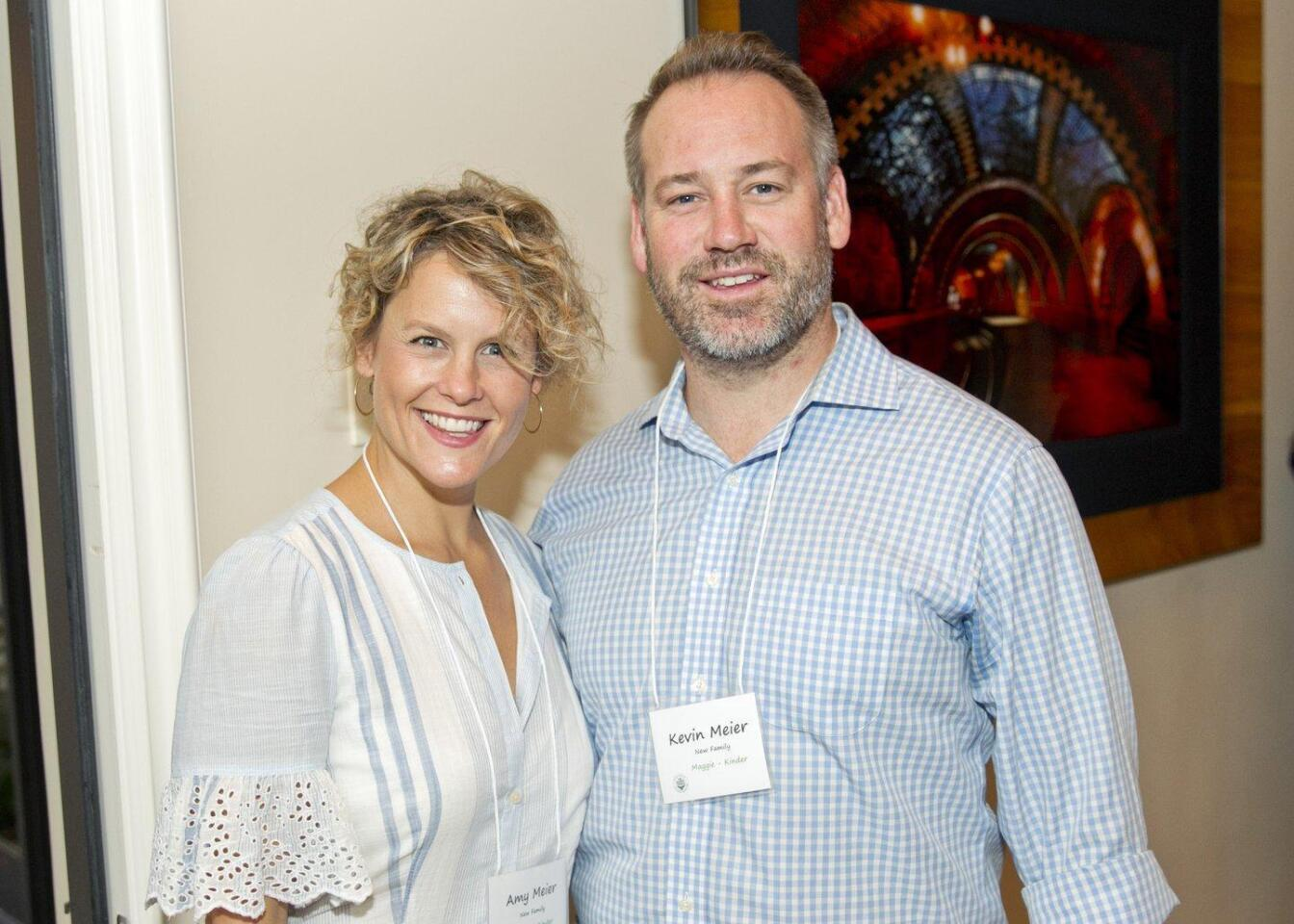 Rowe Newcomers Welcome Reception