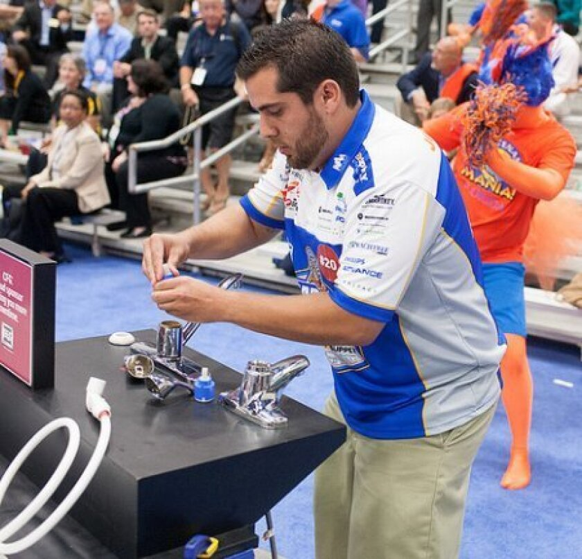 San Diegan Joel Martinez first competed in the Maintenance Mania National Championship in 2013.