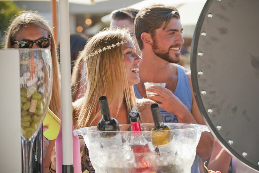 More than 40 wineries and 150 artists will participate in this year's la Jolla Art & Wine Festival oct. 11-12 in the village.