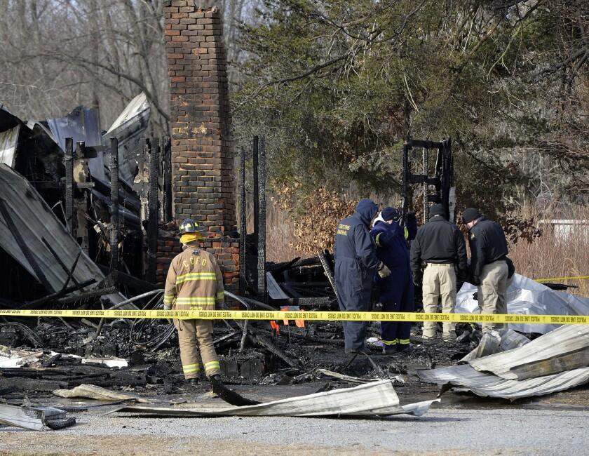 Fatal fire in Kentucky