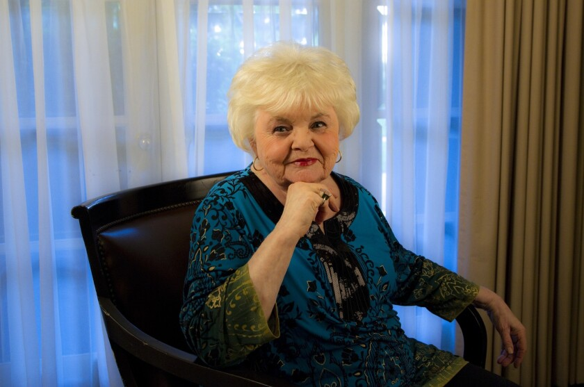 """Nebraska"" actress June Squibb."