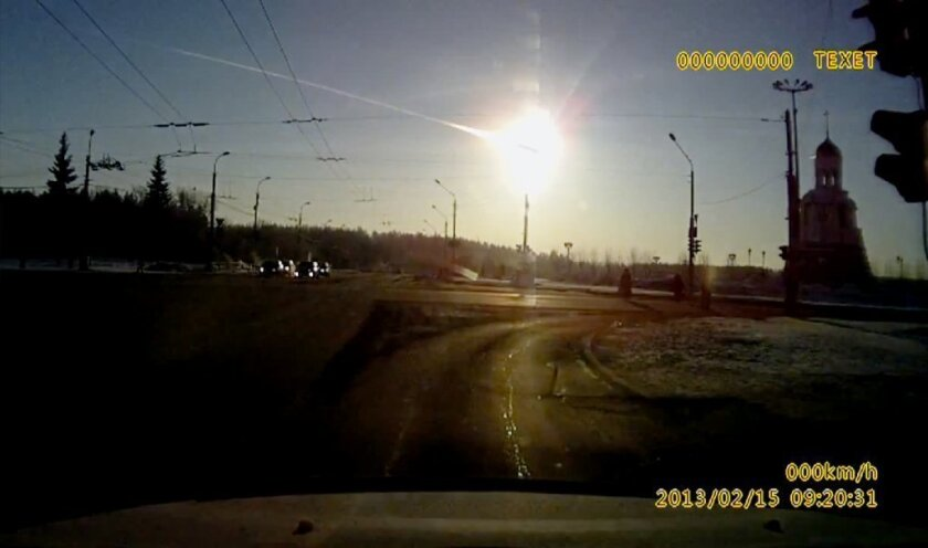 "NASA scientists say the object that exploded over Russia on Friday was a ""tiny asteroid."""