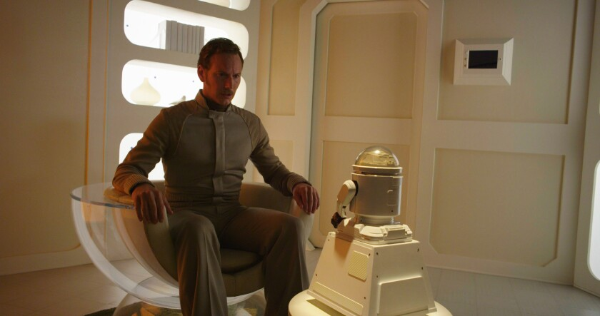"""Patrick Wilson in """"Space Station 76."""""""