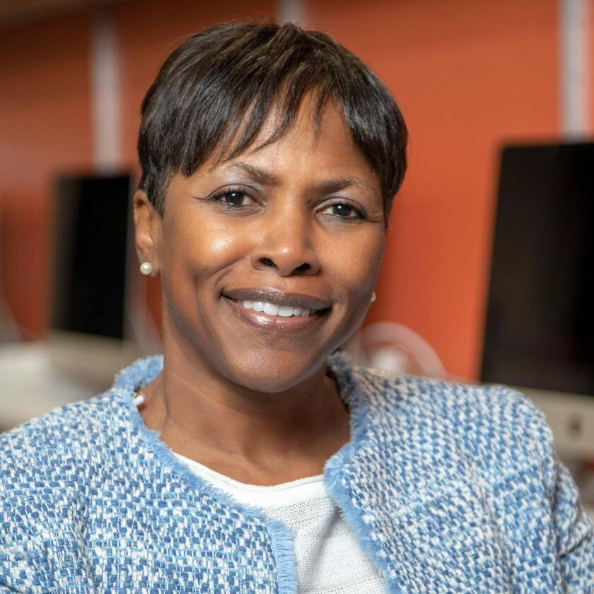 Dr. Cheryl James-Ward has been named the finalist for the SDUHSD superintendent position.