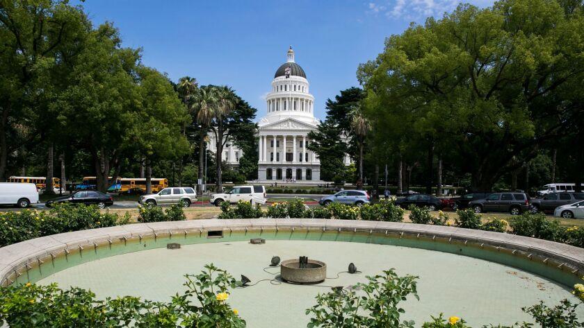 California Statehouse Capitol