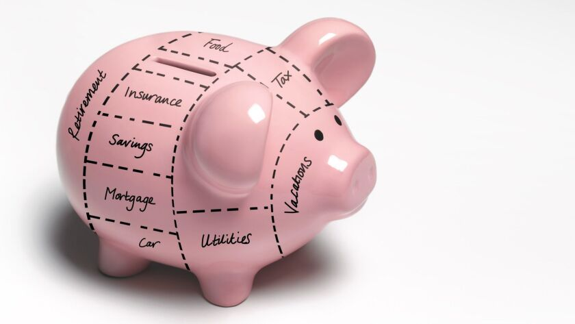 Financial piggy bank decisions