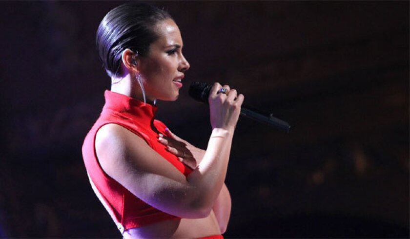 Report: Alicia Keys to perform national anthem at Super Bowl
