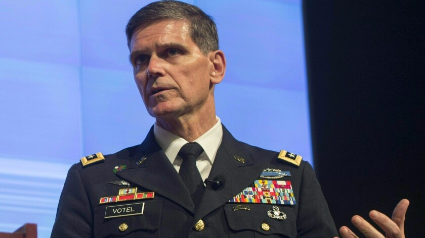 """U.S. Gen. Joseph Votel said the purge of the Turkish military is """"something to be very, very concerned about."""""""