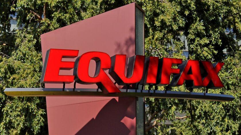 Equifax's revenue last quarter reached a record-high $877 million.
