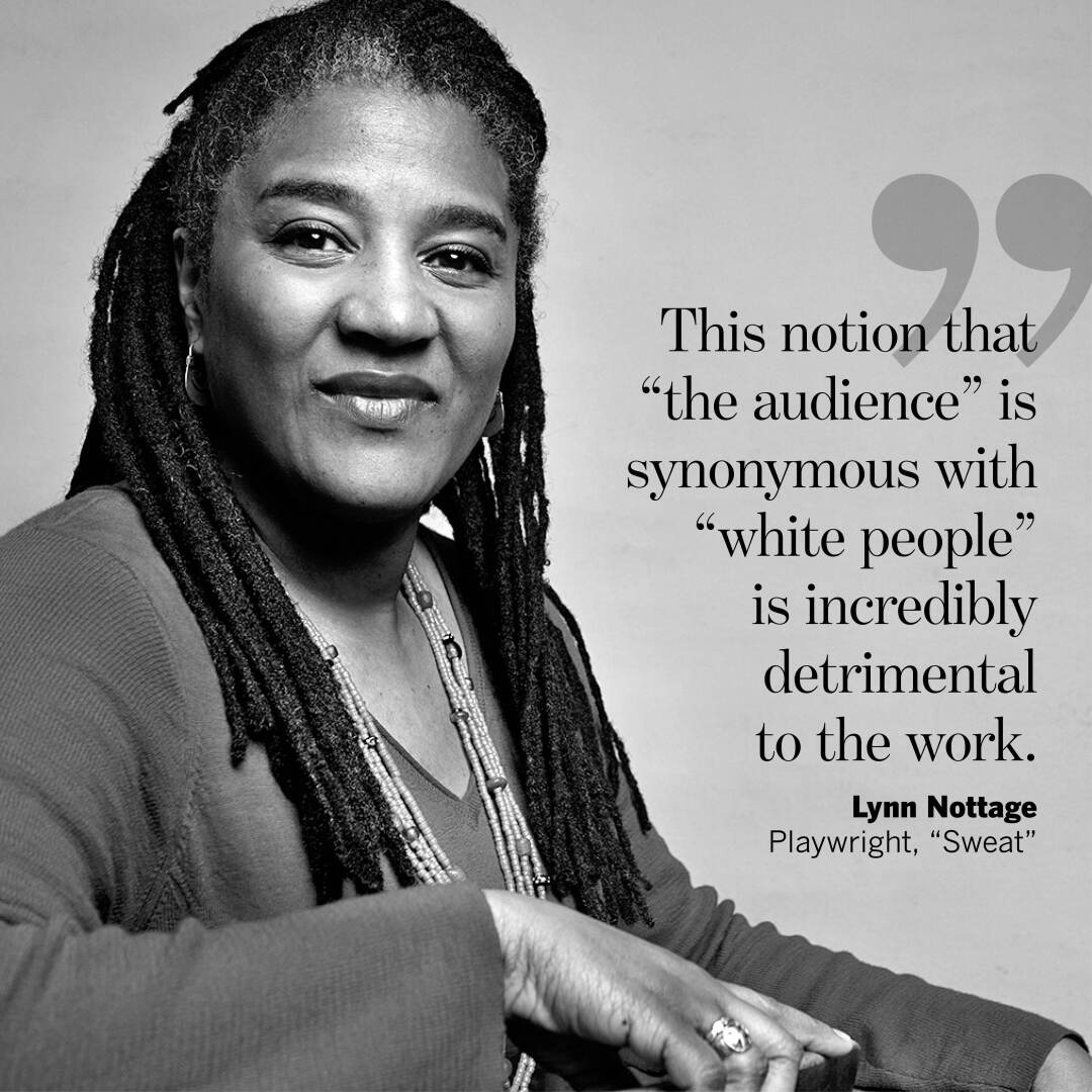 Lynn Nottage quote
