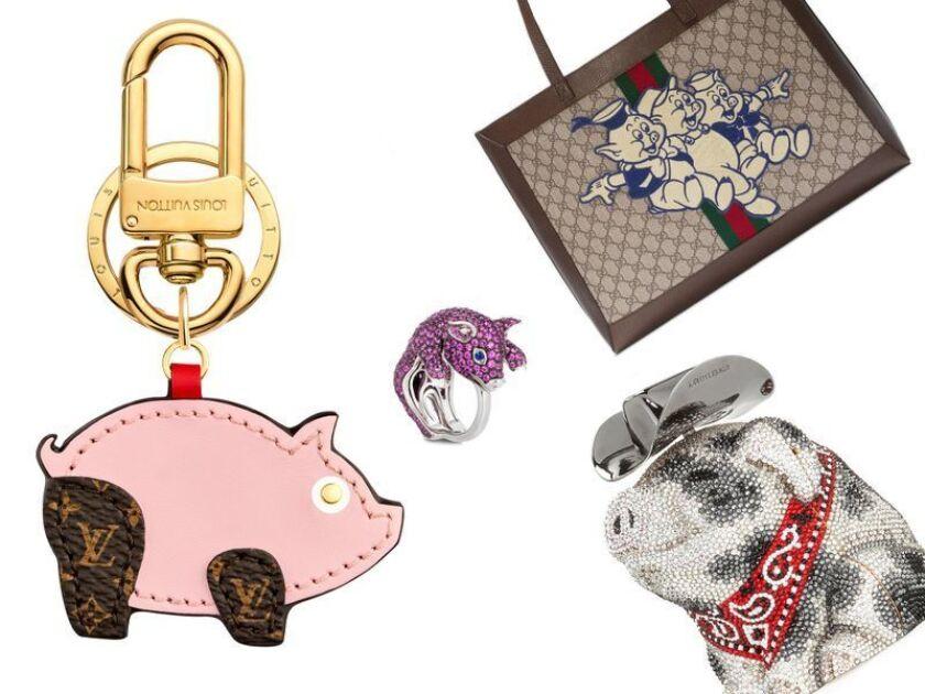 Cuando los cerdos vuelen: Echa un vistazo a estos artículos que celebran el Año del Cerdo.