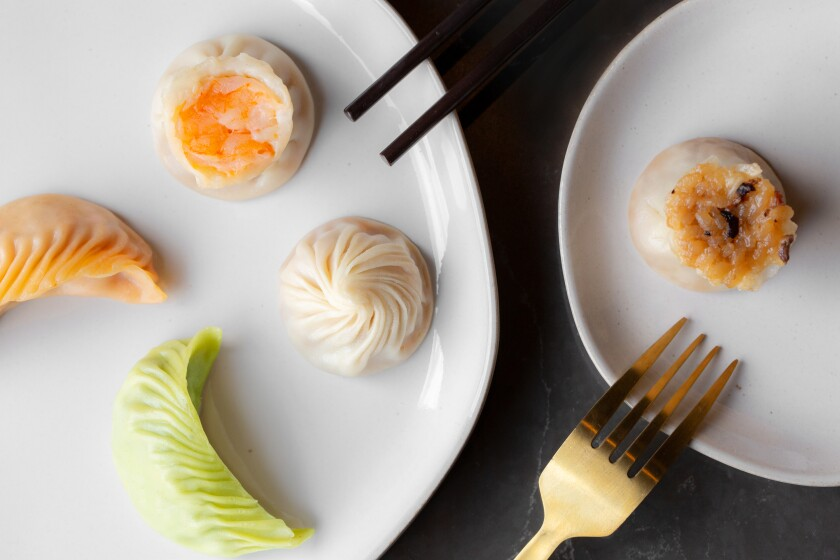 Din Tai Fung is known for its xiao long bao