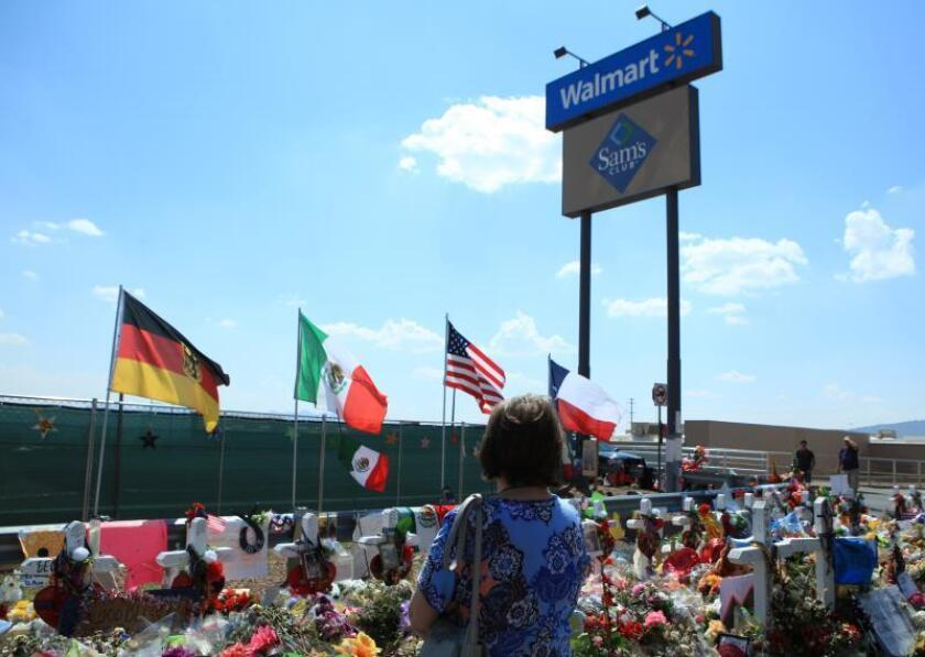 La matanza en El Paso marca el Mes de la Herencia Hispana