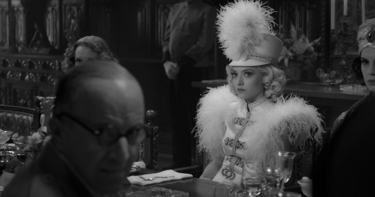Amanda Seyfried sees herself in Marion Davies in 'Mank'
