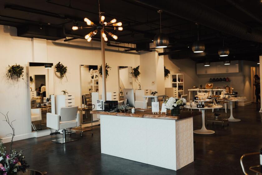 The new Waylon Salon & Boutique is at 5726 La Jolla Blvd. in Bird Rock.