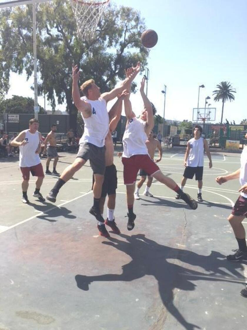 More than 70 players take part in the Sneaks Summer Classic at La Jolla Rec Center.