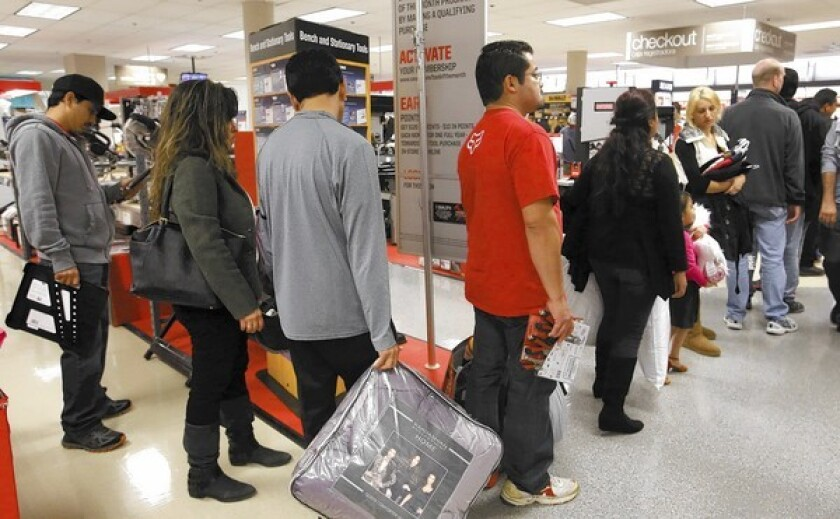 Retailers aggressively discounting merchandise