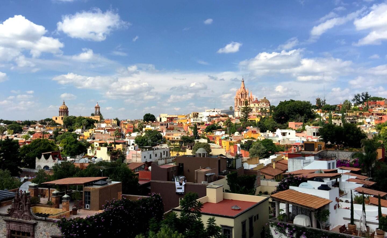 Travel to San Miguel de Allende