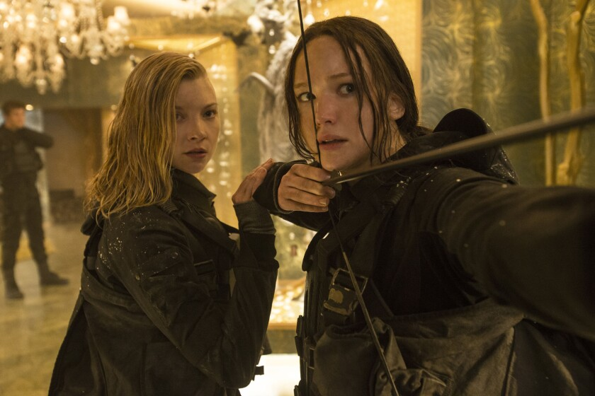 'Hunger Games' finale launches to $16 million Thursday night