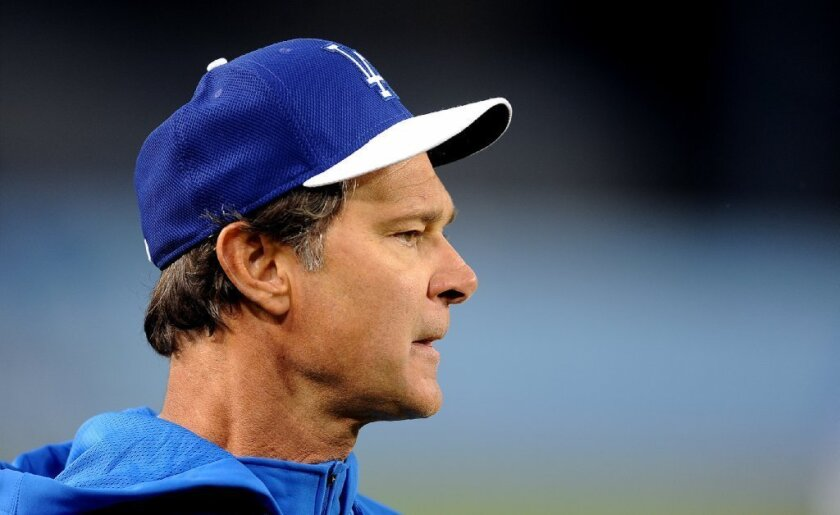 Don Mattingly, the Dodgers and the avoidable talk of his future