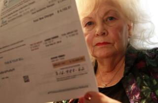 Retired school teacher gets DWP bill for $16,988.62