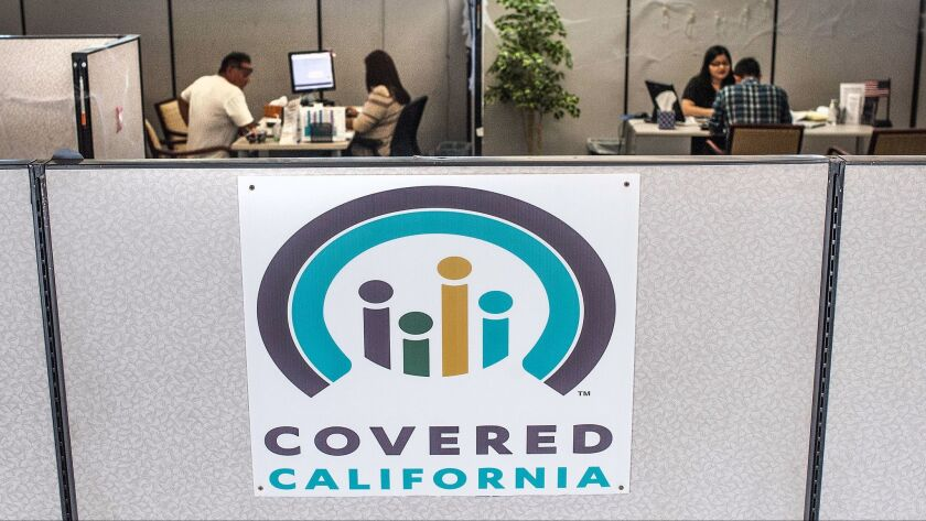 Covered California, a health insurance market for those not covered by large group plans, announced Wednesday that premium increases will double for many of its customers because the Trump administration hasn't committed to reimbursing insurers for out-of-pocket cost subsidies.