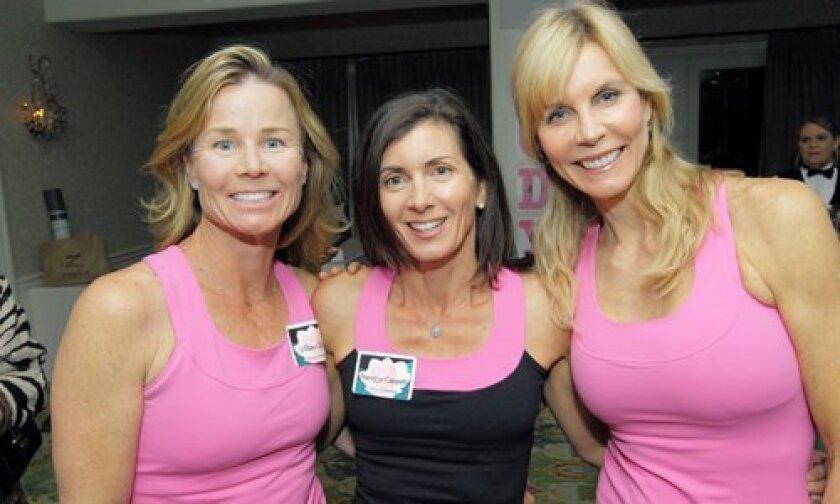 Gillian Gillies, Nancy Jo Cappetta, Stacy McCarthy