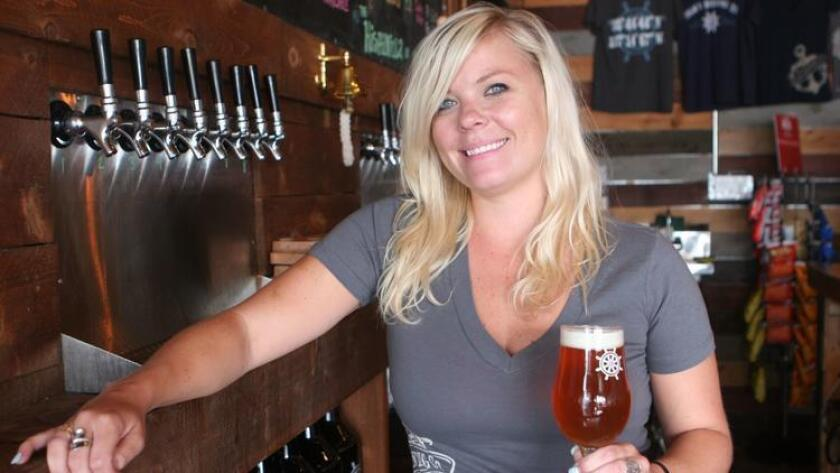 Undistributed beer of the week: Moulin' Range from Helm's Brewing Company (Liz Bowen, DSD)
