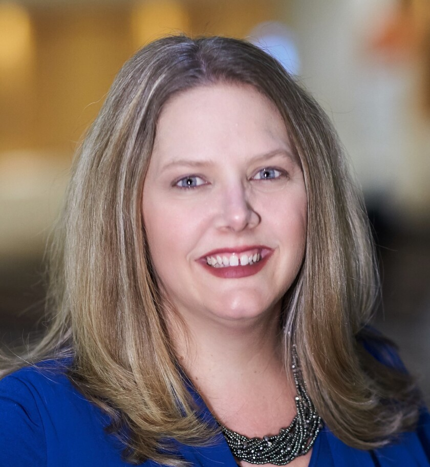 Karen Hooper, executive director of the Diabetes Research Connection