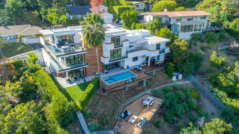 Luol Deng's Brentwood home | Hot Property