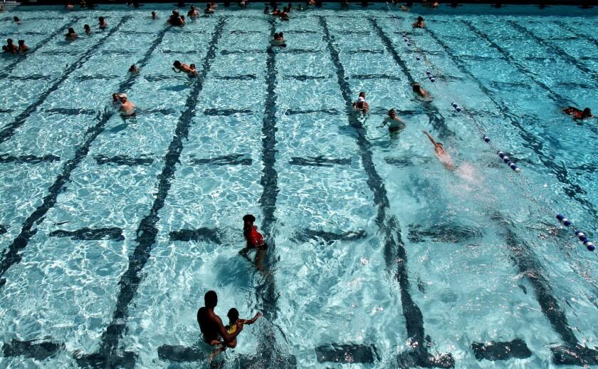 Verdugo Park Pool