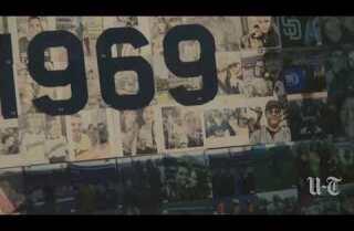 Padres unveil 50th anniversary logo