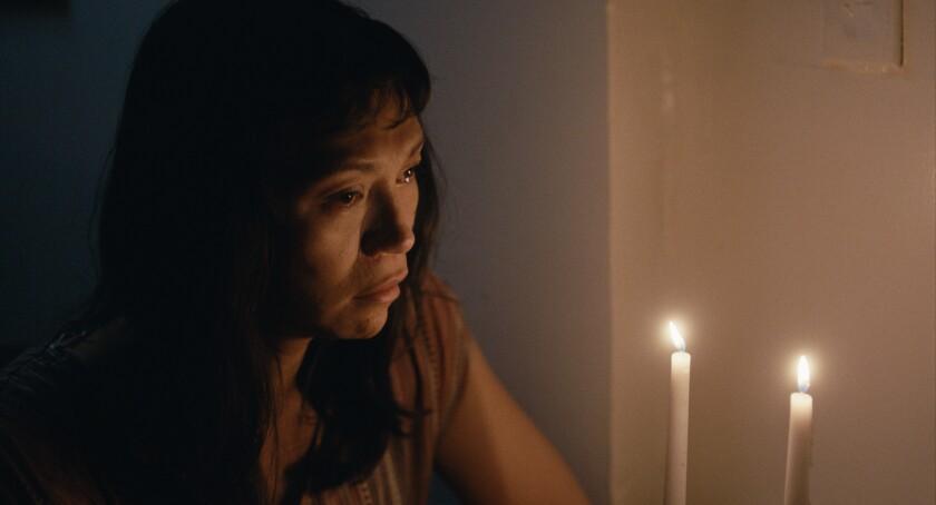 "Isabel Sandoval stars in ""Lingua Franca."""