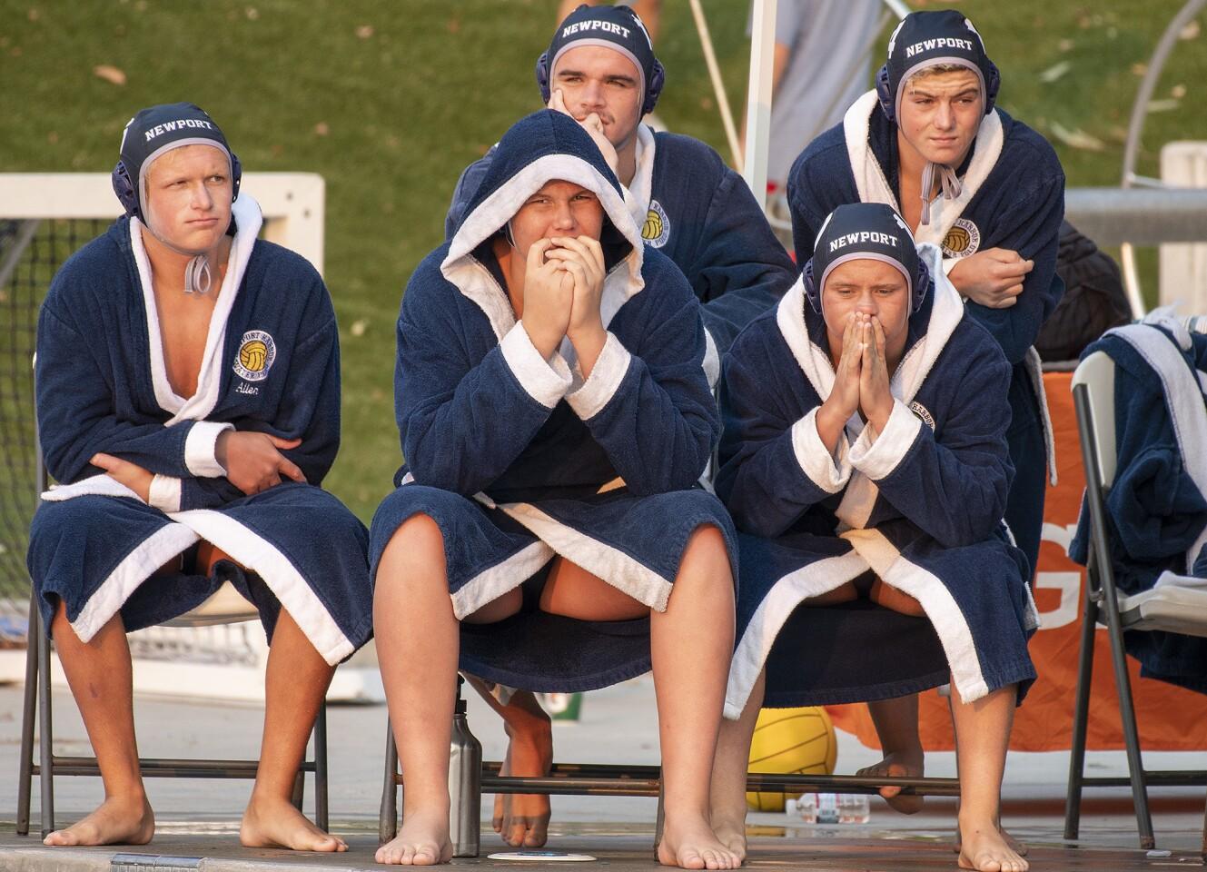 Photo Gallery: Newport Harbor vs. Harvard-Westlake in boys' water polo